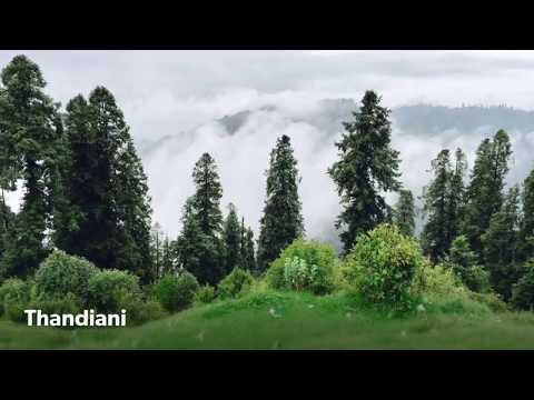 Trip from Abbottabad to Thandiani | High Definition | Most Beautiful Area |