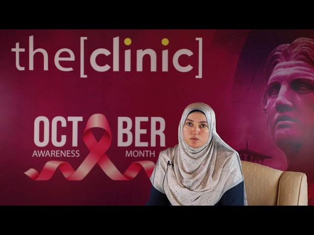 الأستاذ الدكتور جيهان خضر تتحدث عن أهمية السعى لعلاج مرض سرطان الثدى وعدم التوتر و الهلع