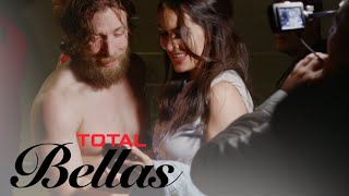 Daniel Bryan Breaks Down Seeing His Daughter Watch Him Wrestle | Total Bellas | E!