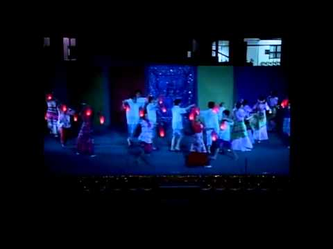 CEU FOLK DANCE TROUPE - PANDANGGO SA ILAO AT OASIWAS