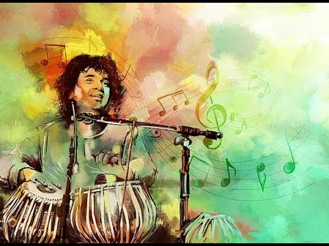 Ustad Zakir Hussain &  Rakesh Chaurasia live concert PART-1st
