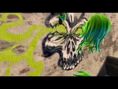 Kingspray - My First Attempt (VR Graffiti Sim)