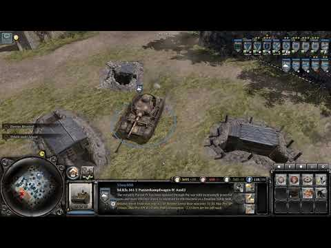 COH2 Wikinger Mod NEW Panzer Grenadier Doctrine Overview