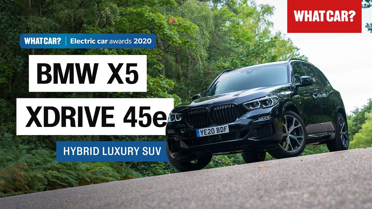 Why the BMW X5 Plug-in Hybrid is a What Car? Electric Car Awards winner | What Car? | Sponsored