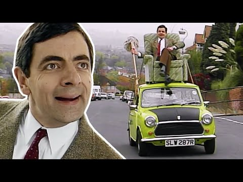 ARMCHAIR Bean | Funny Clips | Mr Bean Official