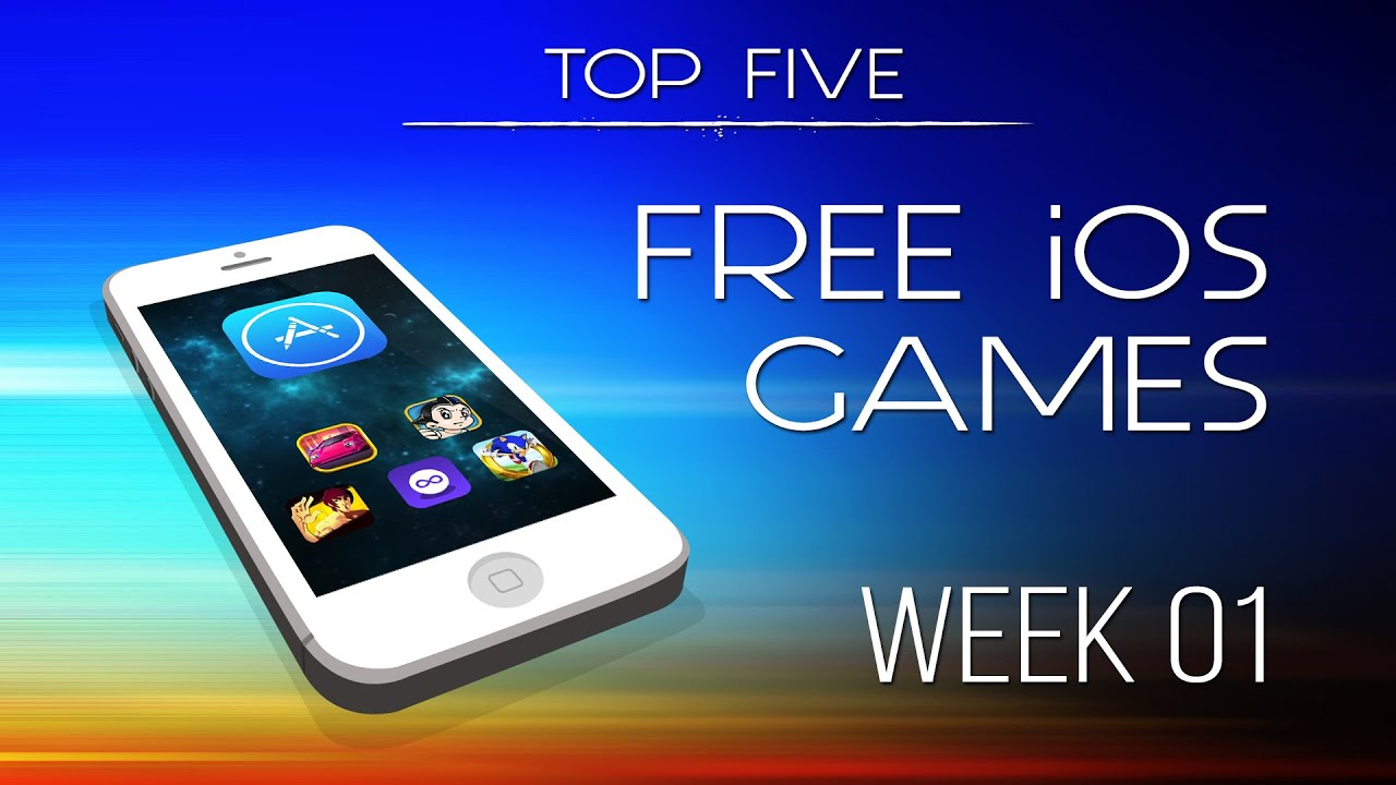 Great Free Ios Games