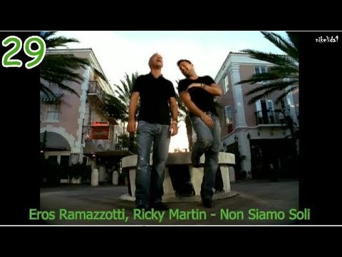 TOP 50 BEST ITALIAN SONGS 2000 - 2010