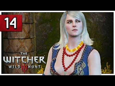Let's Play The Witcher 3 Blind Part 14 - Hunting a Witch - Wild Hunt GOTY PC Gameplay