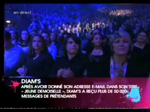 Diam's « la Boulette » Les Victoires de la Musique 2007