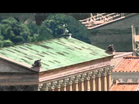 Ancient Rome under  Flavius Valerius Aurelius Constantinus Augustus (Panorama)