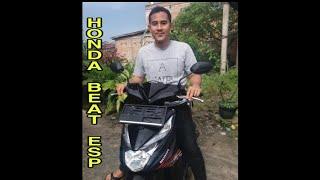 Review singkat honda beat esp