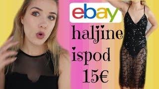 Isprobavanje 15€ Ebay Haljina  - DEBELA BARBARA(, 2018-02-25T17:00:03.000Z)