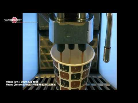 WMF Presto! Bean To Cup Commercial Coffee Espresso Cappucino Chocolate Machine