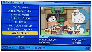 Disney XD auf DD Kostenlosen Teller 2019 Neue Frequenz cartoon-Kanal Doraemon Nobita Hindi