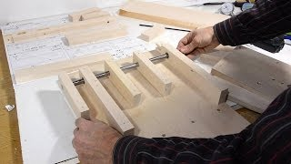 Tenon Jig Build, Part 1