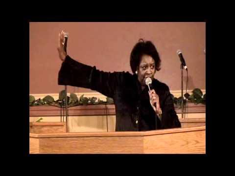 Evangelist Patricia Lewis 1.wmv