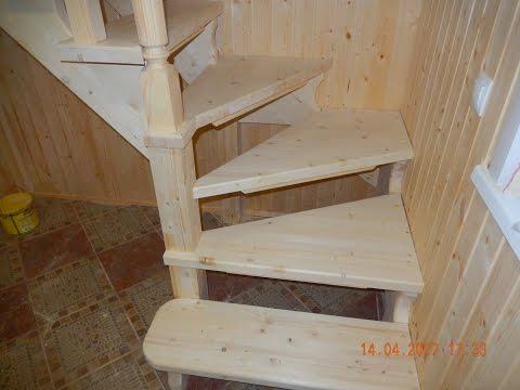 Лестница своими руками (день 2)/ ступенька 48