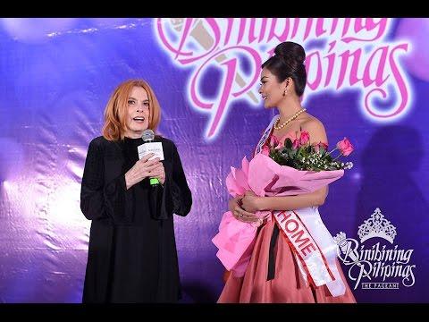 Maxine Medina   Send-Off Party from Bb. Pilipinas
