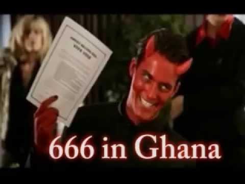 Pastor Dr. Andrews L. Ewoo - 666 in Ghana