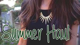 Summer Haul ♥︎ Dresslink and Romwe Review | AppleLets