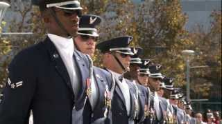 USAF Honor Guard Drill Team - West Coast Tour Thumbnail