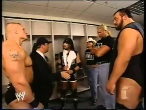 Download Youtube: NWO vs Brock Lesnar