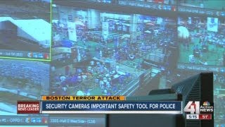 Local law enforcement working with businesses to use security cameras