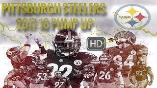 Pittsburgh Steelers    2017-18 Pump Up   