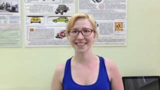 Автошкола Автоинлайн отзыв ученика (Коротаева Екатерина)