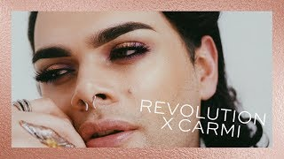 REVOLUTION | NEW KISS OF FIRE PALETTE BY CARMI MUA