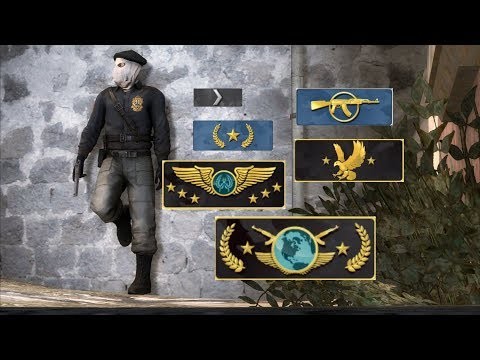NEW CS:GO UPDATE - New Rank ICONS, New WINGMAN Official System & Prime Changes (Trust Factor)