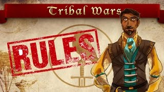 The Unspoken Tribe Rules | Tribal Wars