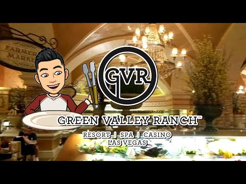 Vegas Value Buffet $17 Champagne Brunch @Green Valley Ranch