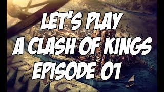 Let's Play Mount & Blade: Warband A Clash Of Kings 6.0  - Episode 01 -