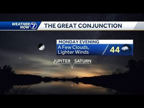 Great Conjunction Forecast in Omaha - KETV NewsWatch 7
