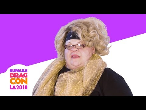 Stacy Layne Matthews is Appearing at RuPaul's DragCon LA 2018! Tickets are on SALE Now!