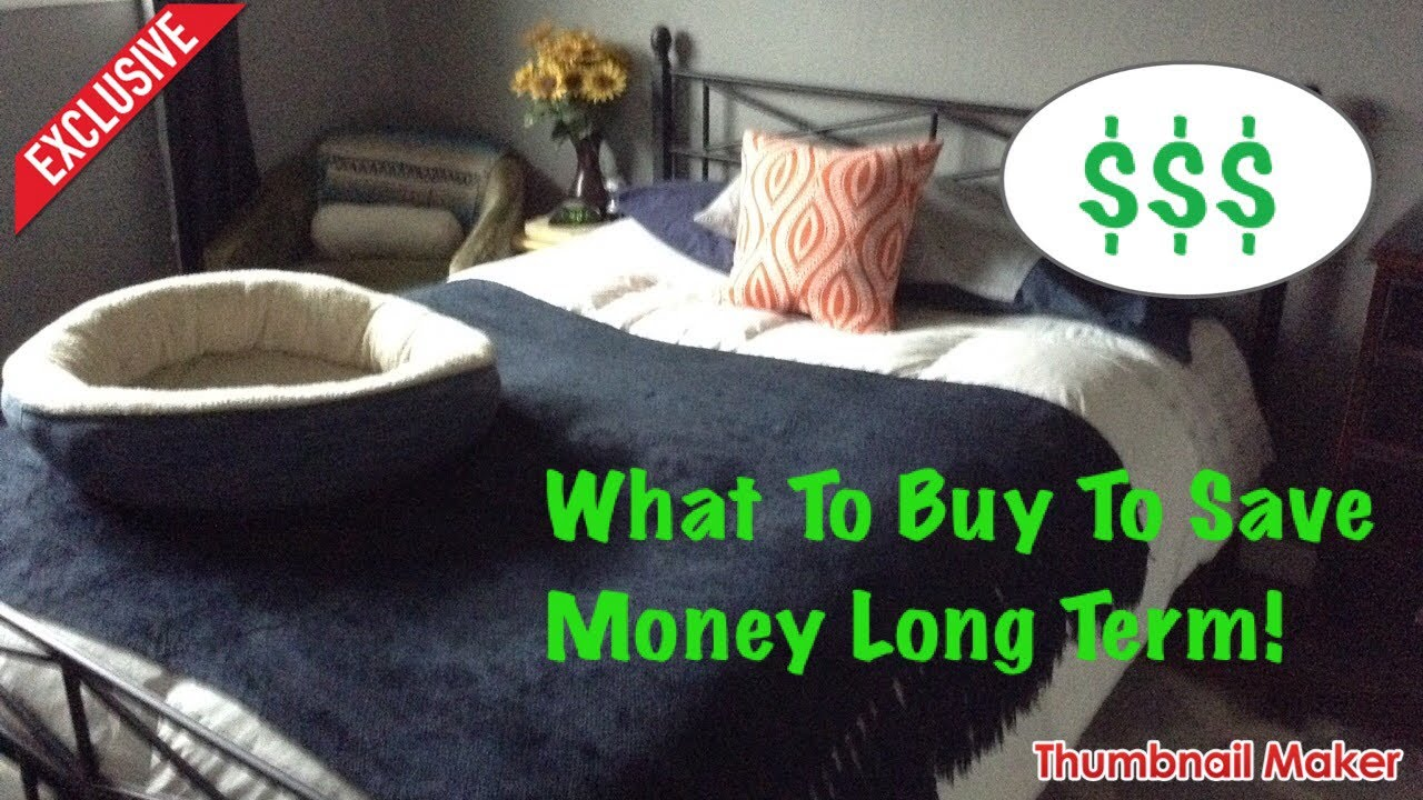what-to-buy-to-save-money-long-term