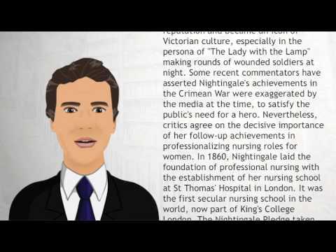 Florence Nightingale - Wiki Videos