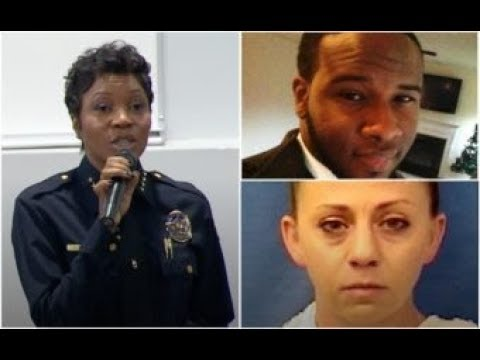 Police Chief Fired Amber Guyger for Killing Botham Jean