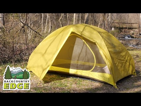Marmot Tungsten Ul 2p Backpacking Tent Youtube