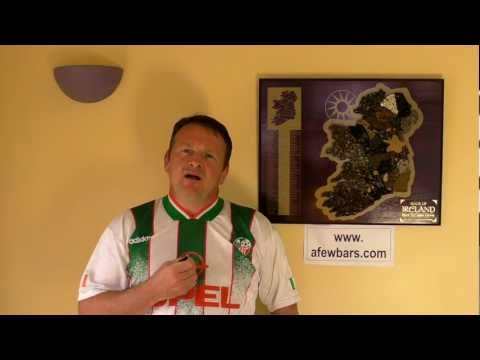 Irish National Anthem: Learn to sing in Irish... Part 4  - catch the rest at http://www.afewbars.com