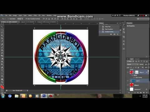 TUTORIAL PhotoshopCs6 BIKIN LAMBANG BUBBLE.AM SIMPLE PART 2