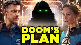 FANTASTIC FOUR MCU Origin Explained! Doctor Doom Plan & Revised Marvel Timeline!