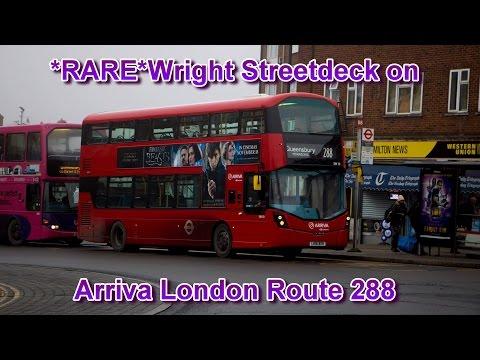 *RARE* Arriva London Streetdeck SW10 on Route 288