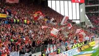 Das Europapokal-Lied in Mainz HD