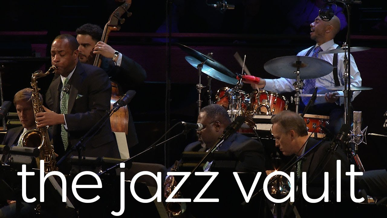 UPSTAGE RHUMBA  - Jazz at Lincoln Center Orchestra with Wynton Marsalis perform Dave Brubeck
