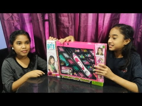 Fashion Hair Beader | 👩 Girl Fashion Hair Beader Jewelry Set 💎 (Girl Creator)