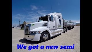We're back with another new semi