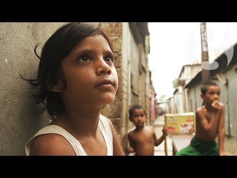 The children trapped in Bangladesh's brothel village