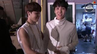 [BANGTAN BOMB] BTS N.O lip-sync...? Dance..?